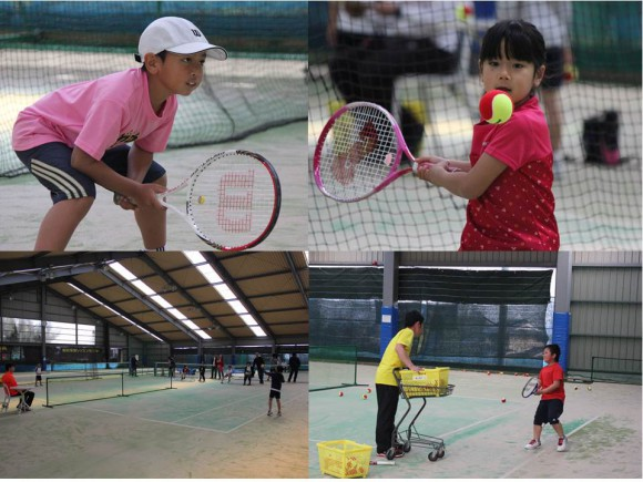 ITSインターナショナルテニススウール