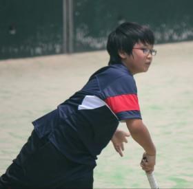 宮岡佑京テニス
